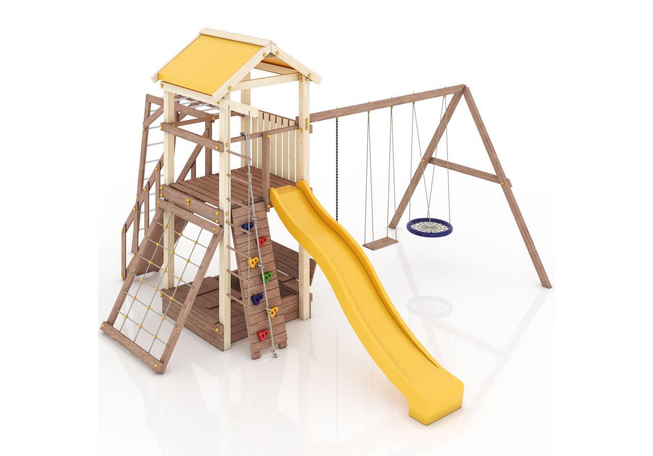 Детская игровая площадка — Барселона