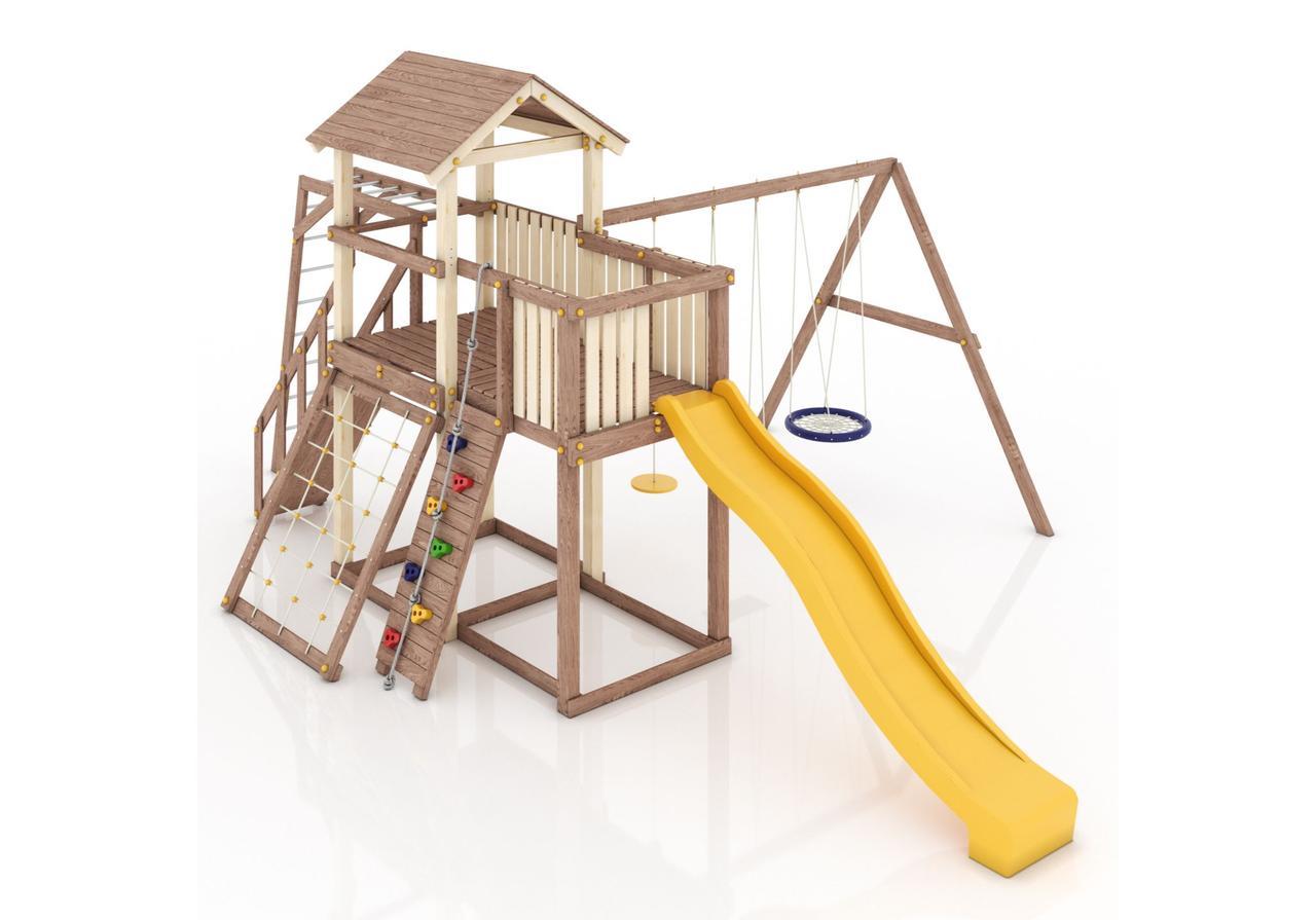 Детская игровая площадка — Амстердам