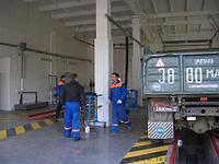 ЛТК-10УП-СП-11 Стационарная линия контроля нагрузки тестером увода и тестером подвески