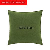 Флисовые подушки с логотипом /Пошив подушек с логотипом