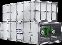 Агрегаты для вентиляции и кондиционирования воздуха VENTUS