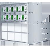 Компактные напольные агрегаты вентиляции и кондиционирования VENTUS Compact