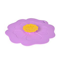 Крышка 33 см в форме орхидеи (силикон)