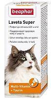 Laveta Super Katze 50 мл - Витамины для шерсти, кошки