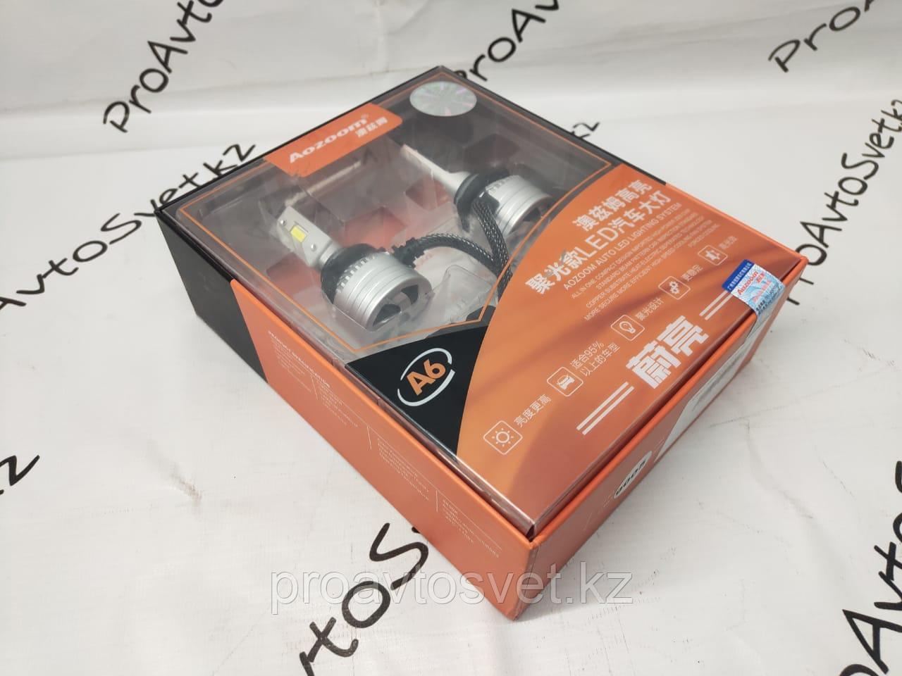 Aozoom A6 LED HB3 9005