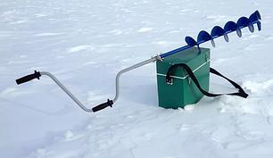 Ледобуры для зимней рыбалки