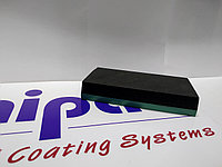 Брусок шлифовальный 2-х цветный 130 х 70 х 30 мм