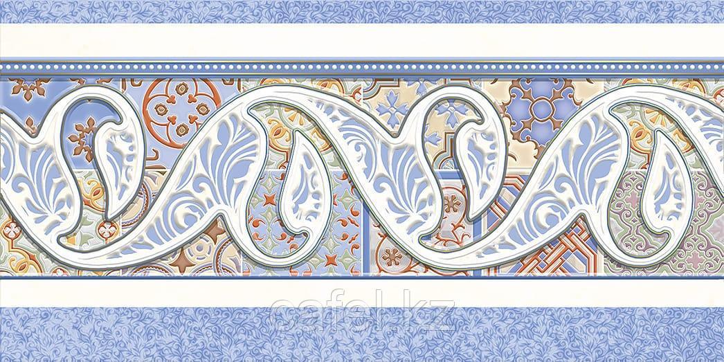 Кафель | Плитка настенная 25х50 Валенсия | Valensia вставка D1
