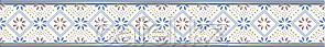 Кафель | Плитка настенная 25х50 Валенсия | Valensia бордюр G