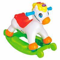 Качалка-каталка Hola Toys Пони с музыкой
