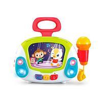 Игрушка музыкальная Hola Toys Караоке