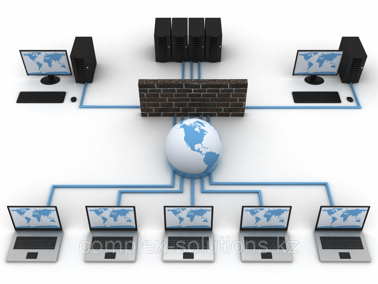 ИТ-аутсорсинг (Абонентское обслуживание)