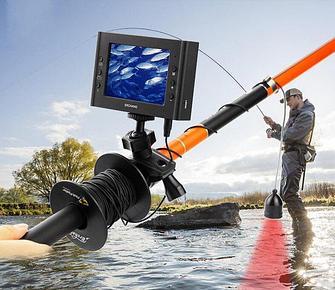 Профессиональный визуальный поиск рыбы Camera