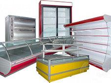 Холодильные шкафы, вертикальные холодильники