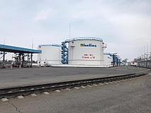 Нефтебаза Helios 15