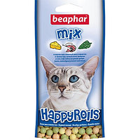 Happy Rolls Mix 80 т - Лакомство для кошек и котят