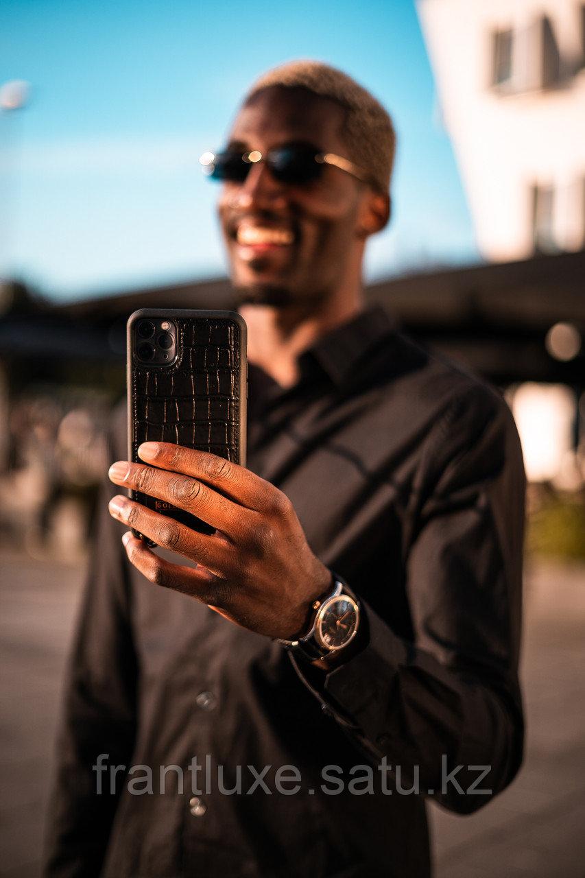 Чехол для телефона iPhone 11 Pro Black - фото 9