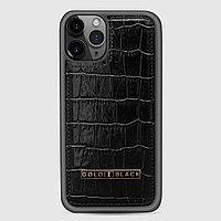 Чехол для телефона iPhone 11 Pro Black