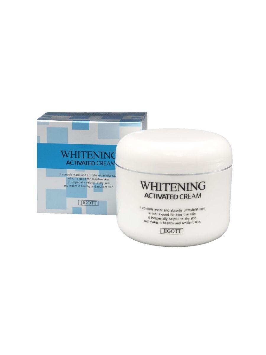 Whitening Activated Cream [Jigott]