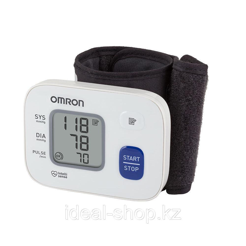 Тонометр запястный OMRON RS2 - фото 1