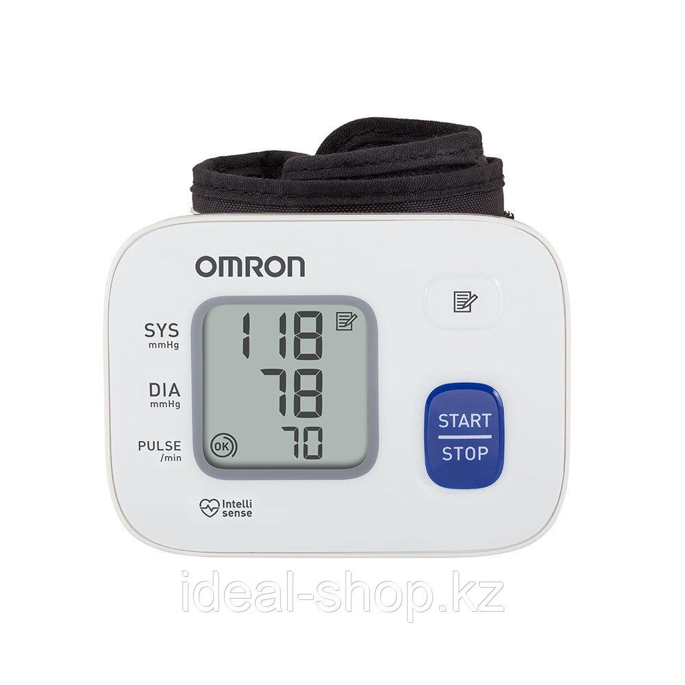 Тонометр запястный OMRON RS2 - фото 8