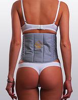 Пояс-корсет Doctor из верблюжьей шерсти с поддерживающими вставками S (76-80 см)