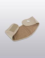 Пояс пуховый Magic Belt из верблюжьей шерсти с медной нитью по контуру S (76-80 см)