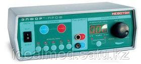 Аппарат для гальванизации и лекарственного электрофореза  Элфор-проф