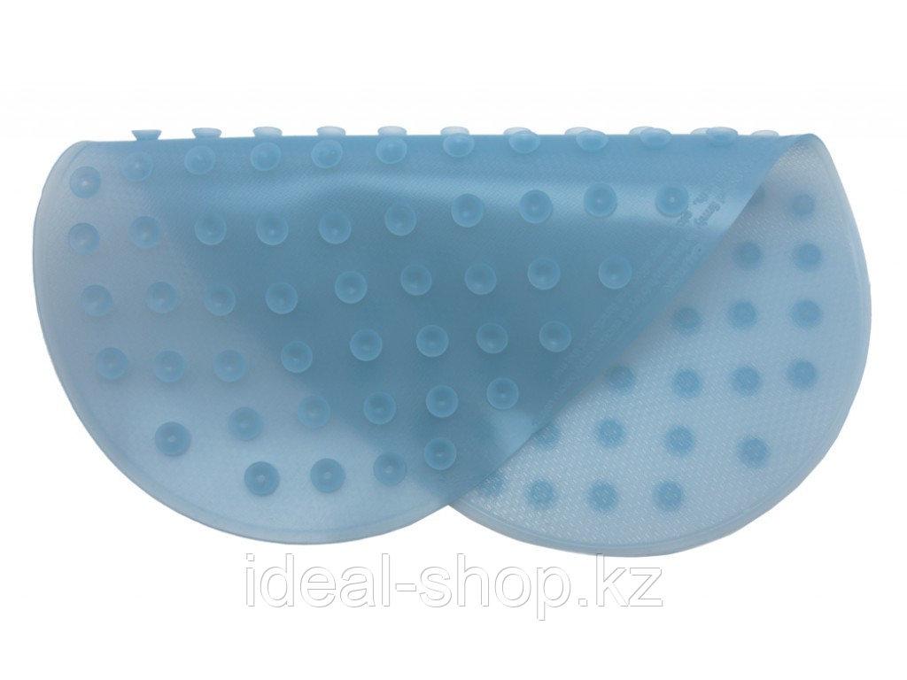 Антискользящий силиконовый коврик Roxy Kids для детской ванночки - фото 5