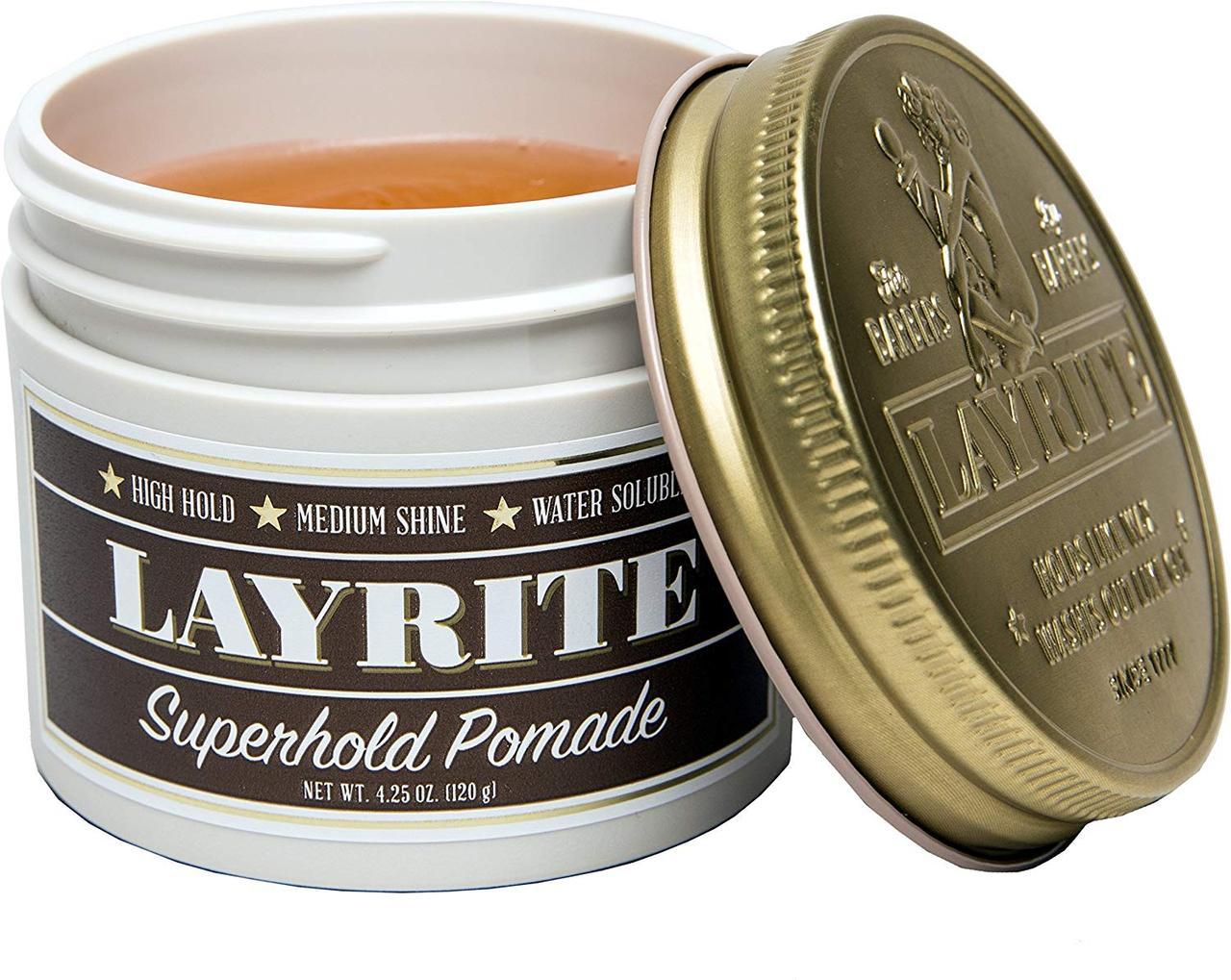 Помада для укладки волос Layrite