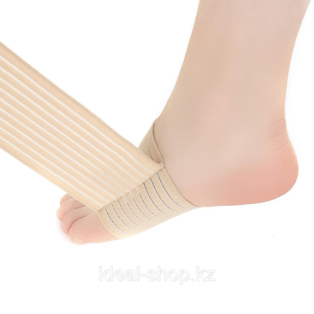 Бандаж на голеностопный сустав, регулируемый B.Well rehab W-347 - фото 2