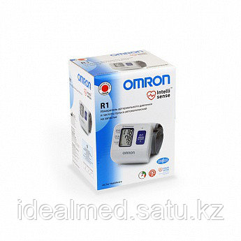Тонометр запястный Omron RS1 HEM-6120-RU - фото 5