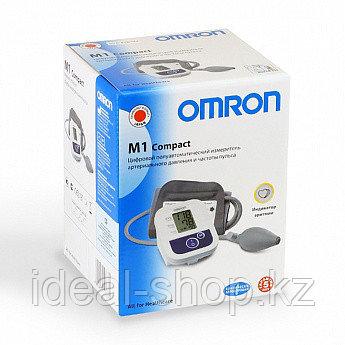 Тонометр полуавтоматический Omron M1 Compact - фото 6