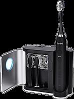 Электрическая зубная щетка Donfeel ультразвуковая HSD-010 черная