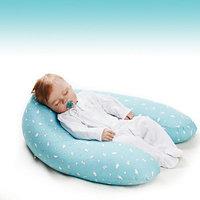 Многофункциональная подушка Trelax Banana для беременных, кормящих мам и малышей, 26Х135см П33