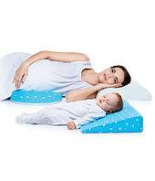 Ортопедическая подушка-трансформер Trelax Clin для беременных и младенцев от 0+ месяцев П31