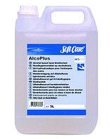 Дезинфецирующее средство для рук на алкогольной основе LEVER ALCO PLUS 4.4 kg