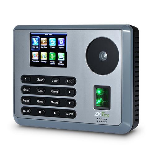 Комбинированный биометрический контроллер Р160 (IP терминал ZK P160/ID)