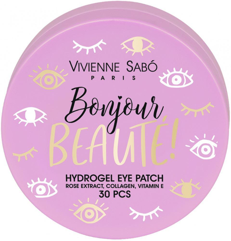Патчи вокруг глаз  «Bonjour Beaute!» Vivienne Sabo