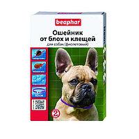 FLC Dog (Diaz Dog) Ошейник от блох и клещей для собак фиолетовый, 65 см