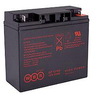 Аккумулятор WBR GP 12180 (12В, 18Ач)