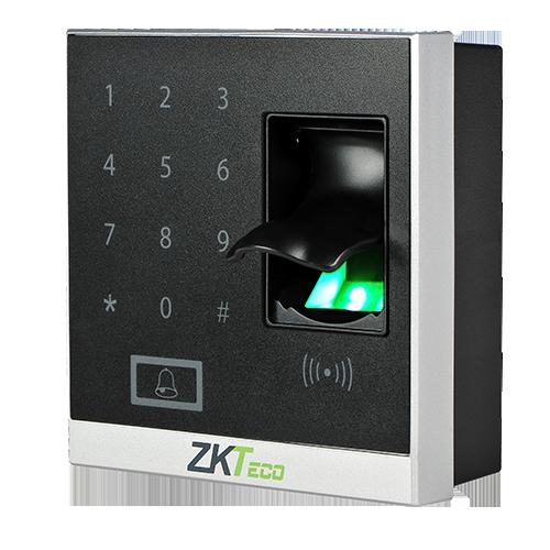 Биометрический автономный терминал ZK X8s