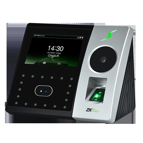 Биометрическая система контроля доступа PFace202