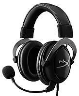 Наушники-гарнитура игровые HyperX KHX-HSCP-GM Headset, Cloud II - Gun Metal