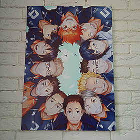 Постер Волейбол (Карасуна)