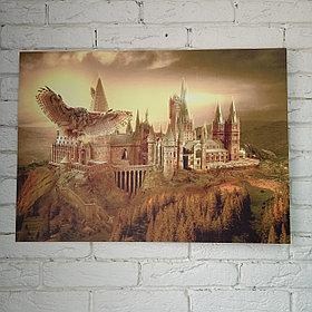 Постер Хогвартс - Гарри Поттер