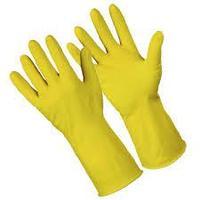 Перчатки геливые прочные (10 шт в пачке)