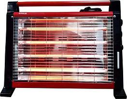 Инфракрасный обогреватель Sirius SRH-2950F красный черный