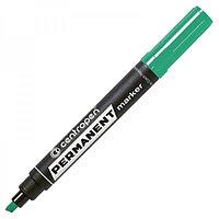 Маркер Permanent 2,5 мм круглый зеленый, CentroPen