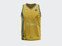 "Джерси Peak ПБК ""Астана"" Лига ВТБ сезон 2020-2021 (домашняя) / yellow"